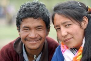 Shara and Tsetan