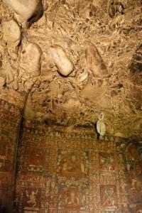 Cave Monastery at Saspol