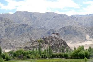 A Gompa (Monastery)