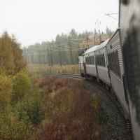 Der Nattåg - 20h von Stockholm nach Abisko